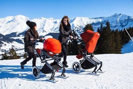Одни из самых дорогих лыж